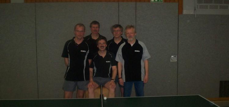 Neues vom Tischtennis