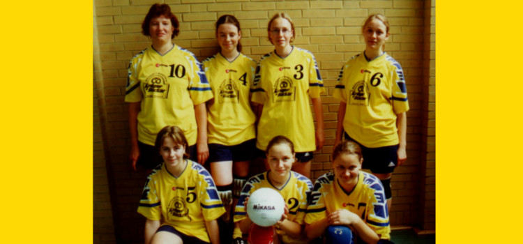 Bericht vom Volleyball Januar 2004