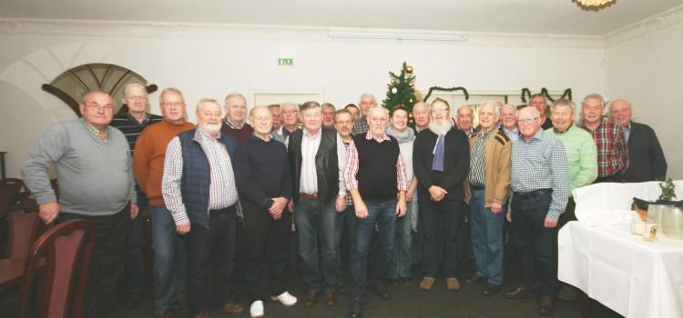 Die Ü 60 Gruppe des SV Stikelkamp besteht seit 7 Jahren