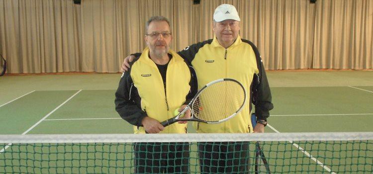 Tennisjugend hat nun einen Co-Trainer