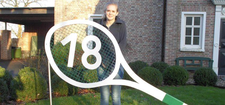 Annika ist 18