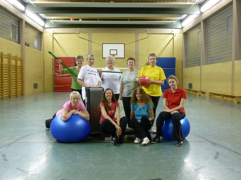 Damengymnastik2012