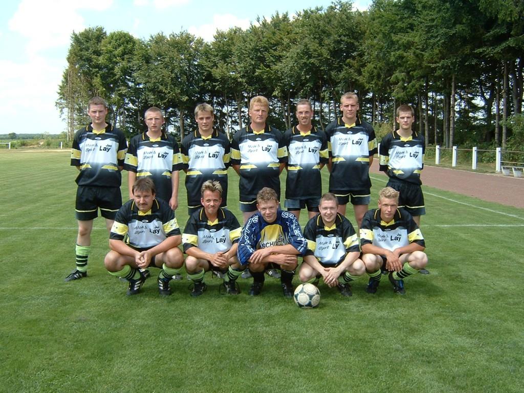 Mannschaft2003