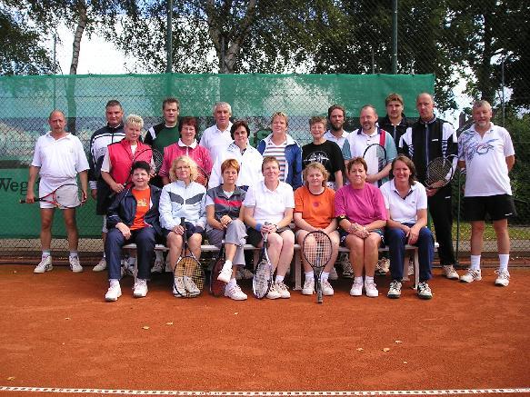 TennisGruppenbild2003