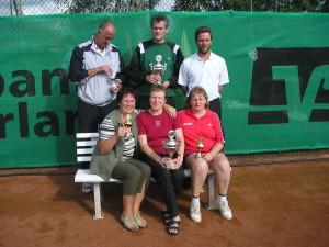 TennisPokalturnierGewinner2006_JuergenMoellendorfFirrelWalterBerghausHeselWilfriedRocker_TSVHeselMarianneMuellerAnneliesePoppenAnnaBuescherFirrel