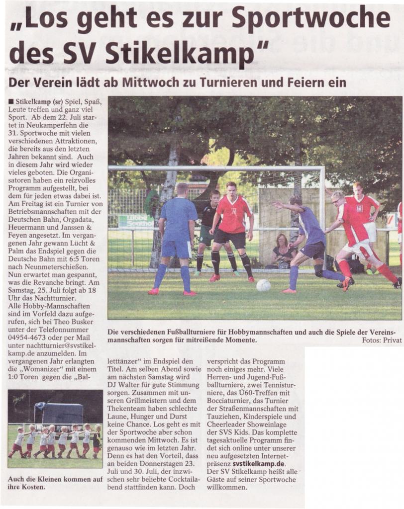 SonntagsReport_19072015